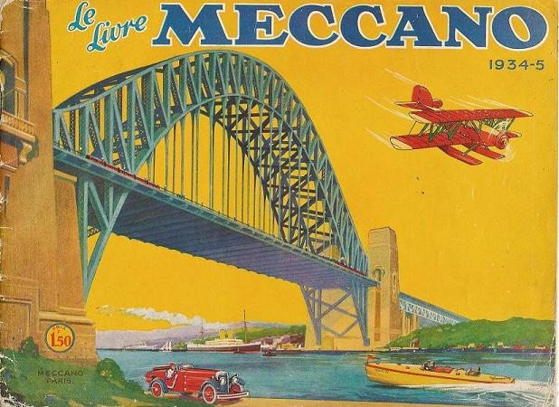 Catalogue Meccano 1935-1936