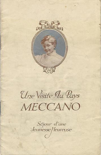 Catalogue vers 1920 ?